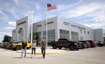 Sam Leman Dodge >> Sam Leman Chrysler Dodge Jeep Ram Of Morton Midwest